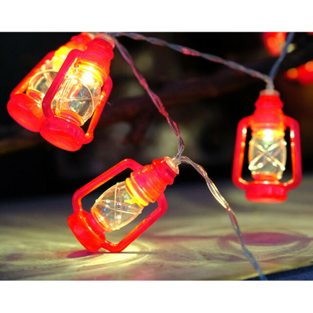 Cute Animals Paper Lantern With Led