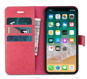 CUSTODIA-FLIP-CASE-MAGNETICA-IN-PELLE-FANCY-per-APPLE-IPHONE-IPHONE-4-4S-5-5S