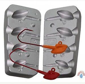 Moule-pour-etrange-tete-plombee-poids-aluminium-excellent-style-jigging-fishing