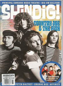Shindig Uk Music Magazine 36 December 2013 Country Joe The Fish
