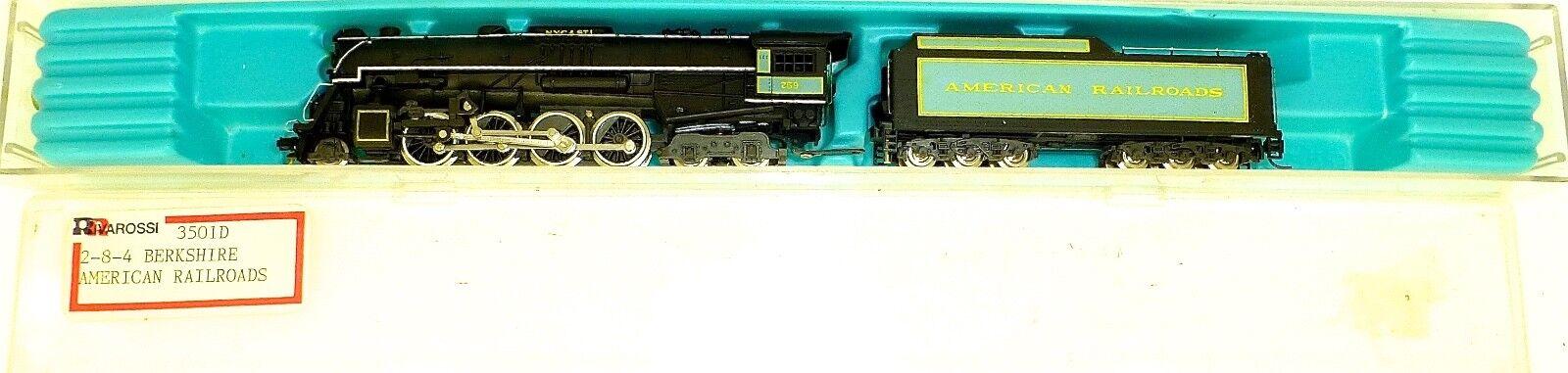 Rivarossi 3501D 2 8 4 Berkshire American Railroads 759 759 759 Locomotora de Vapor 325df7