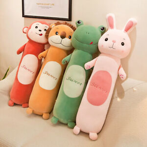 Lion-Rabbit-Monkey-Plush-Soft-Stuffed-Pillow-Doll-Toy-Gift-Kids-Girlfriend-90CM