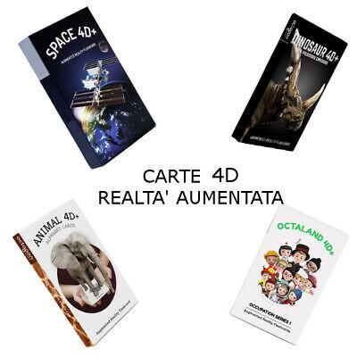 Amichevole 20 Carte 4d+ Realta' Aumentataoc0123divertilandia