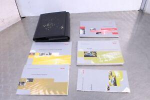 100% Vrai 2001 Audi A3 Owners Manual Book-afficher Le Titre D'origine