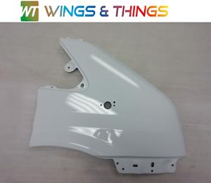2006-2014 FORD TRANSIT Pilote Wing Blanc avec indicateur Trou Frozen Blanc Nouveau
