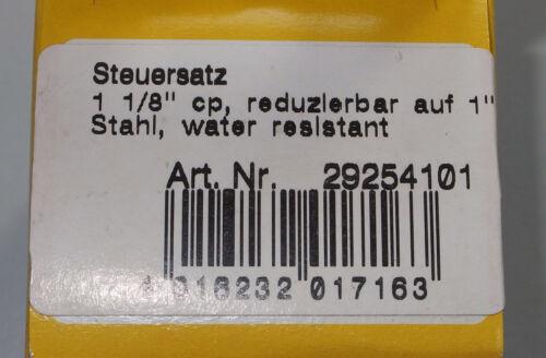 """Fahrrad Point Reduzier-Steuersatz 1 1//8/"""" auf 1/"""""""