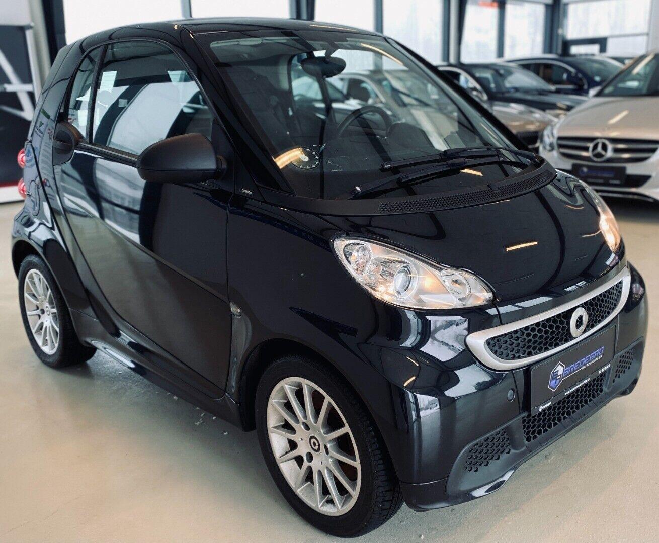 Smart Fortwo Coupé 0,8 CDi 54 Passion aut. 3d
