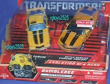 Transformers Movie Exclusive Battle Bumblebee Camaro Concept Factory Sealed New