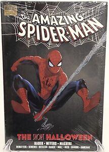 Amazing-Spider-Man-The-Short-Halloween-Marvel-Comics-Hard-Cover-HC-Sealed