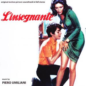 Piero Umiliani - L'Insegnante - CD - Digitmovies