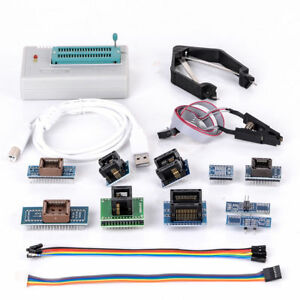 Nuevo-Programador-Usb-XGecu-TL866II-Plus-15000-IC-interfaz-periferica-serial-flash-NAND-EEPROM-10