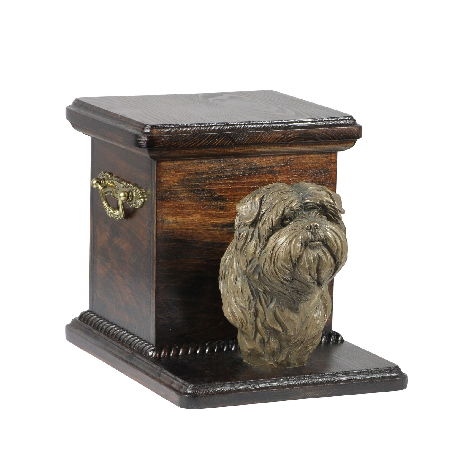 moda classica Pincher type 2 2 2 - wooden exclusive urn for dog with statue, Art Dog type 3  in cerca di agente di vendita