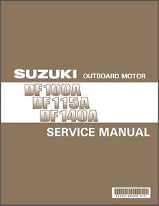 SUZUKI DF115A OWNERS MANUAL DOWNLOAD