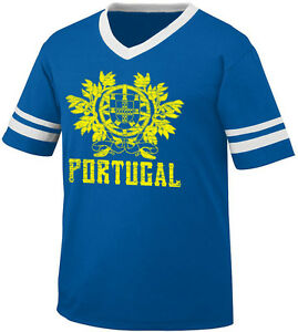 Portugal Symbol Portuguese Distressed Country From Born PRT PT Am Men/'s Thermal