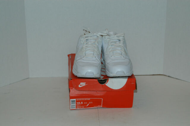39  Nike Air Max 90 Leather White Size 10.5  e6238b489