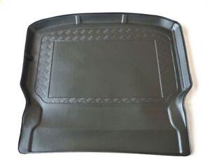 Basic Pure Kofferraummatte für Mercedes C W204 Limousine 07-14 h Sitze umlegbar