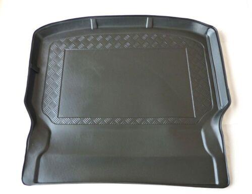 Sitze umlegbar Riffelblech Design Wanne für Mercedes C W204 Limousine 07-14 h