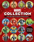 The Marvel Collection: 4 Heroic Stories, Over 100 Stickers Plus Colouring and Activities! by Parragon Book Service Ltd (Hardback, 2015)