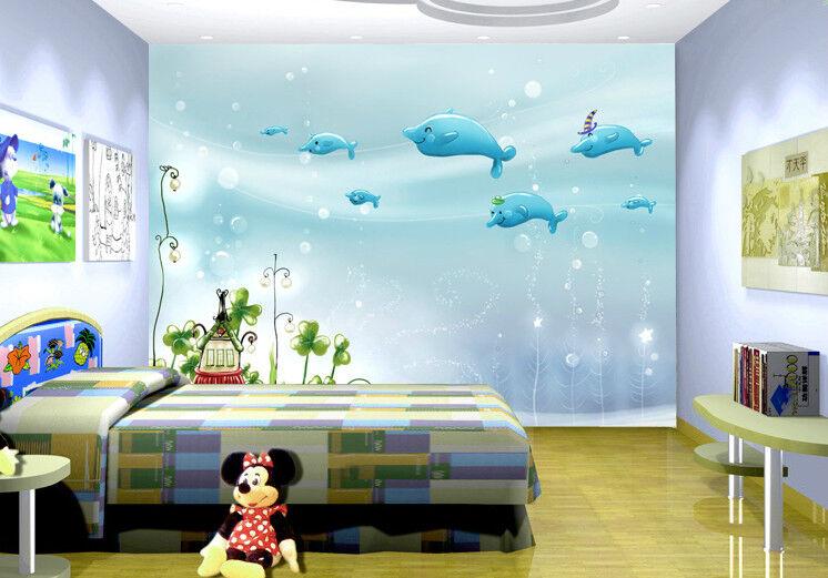 3D Nette Blaue Elfen 84 Tapete Wandgemälde Tapete Tapeten Bild Familie DE | Rabatt  | Up-to-date-styling  | Haltbarkeit