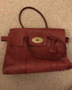 b30c67ed12 Image is loading Mulberry-Bayswater-Pink-Bag
