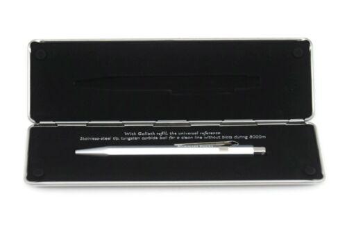 Audemars Piguet Caran D/'Ache Ball Point Stainless Steel Pen
