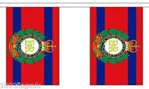 Armée Britannique Ingénieurs Royaux Polyester Bruant De Drapeau - 6m De Long K5w1lhiy-08002144-165896086