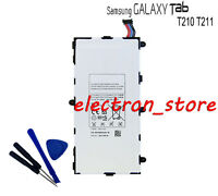 Replace Battery For Samsung Galaxy Tab 3 7 8gb Sm-t210 T211 T4000e 3.7v
