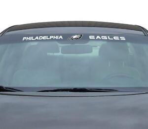 PHILADELPHIA-EAGLES-35-034-X-4-034-WINDSHIELD-REAR-WINDOW-DECAL-CAR-TRUCK-NFL-FOOTBALL