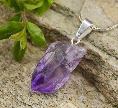 Wedding Gift E0770 LAPIS LAZULI Healing Crystal Bear Pendant Raw Stone Jewelry