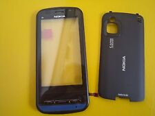 COVER NOKIA-C6 00- ORIGINALE  FRONT TOUCH E REAR  NERO