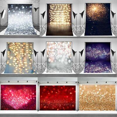 Glitter Halo Photography Backdrop Studio Fashion Photo Background 3x5ft//5x7ft