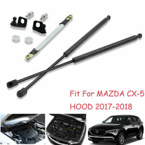Vehicle-Car-Front-Boot-Gas-Struts-Hood-Lift-Support-For-2017-2018-MAZDA-CX-5-x2