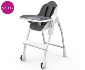 Oribel-Cocoon-High-Chair-Slate