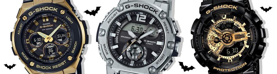 Shop Now - G-SHOCKtober Deals