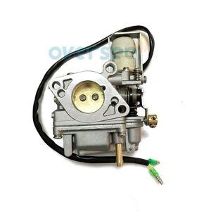 Details about 6AH-14301-20 Carburetor For 4 Stroke 15HP 20HP PARSUN YAMAHA  Outboard Motors