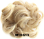 Scrunchie-Haargummi-Zopf-Haarteil-Haarverdichtung-Haarband-Zopfgummi-FARBEN Indexbild 44