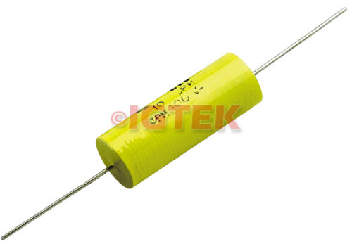 Polyester capacitor from ycp0330 33 UF 5/% High Quality 250 Volt