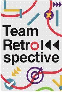 Agile Team Retrospective cards (brand new)