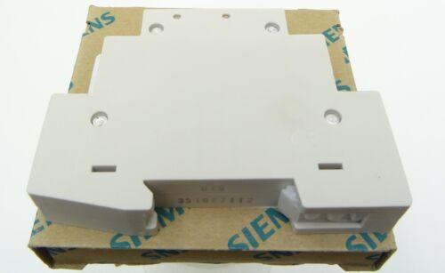 4x Siemens 5te7112 Interrupteur un-Interrupteur Off Switch 1p 16 a 2 S 400 V ~ 5te7 112