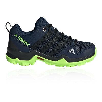 Black Sports Outdoors adidas Boys Terrex HyperHiker Low Walking Shoes