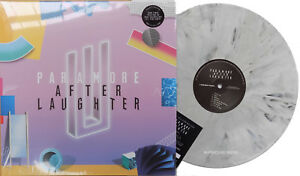 PARAMORE-LP-After-Laughter-GREY-Marbled-Vinyl-Full-Downloads-NEW-2017
