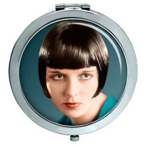 Louise Brooks Kompakter Spiegel