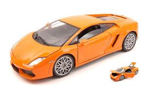 Lamborghini Gallardo Lp560-4 2008 Orange Modèle 1:18 Motormax