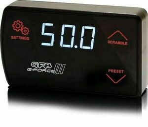 Go Fast Bits 3005 G-Force III Electronic Boost Controller