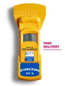 Zircon MT6 MetalliScanner. Powerful Metal detector, metal locator