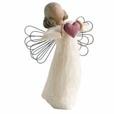 Willow Tree SIGN FOR LOVE by Susan Lordi Zeichen für Liebe Dekofigur Engel Figur