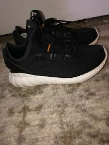 competitive price 9140a 99ab3 Details about adidas Tubular Doom Sock Shoes Boys Youth 5.5