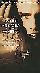 Interview with the Vampire (VHS, 1995)