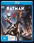 Batman And Harley Quinn (Blu-ray, 2017)
