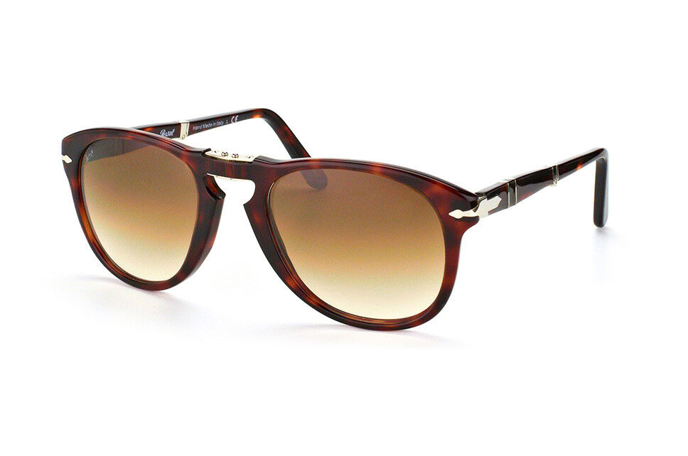 Sonnenbrille PERSOL 714 s zu Falten Falten Falten 24 51 52 Small Faltreifen FOLDING 0714S | Neu  65511f
